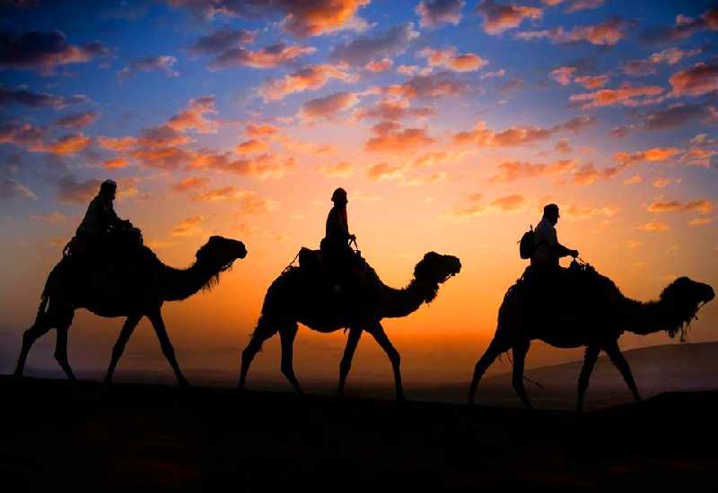 3 Day Desert Tour starting from Casablanca to Marrakech