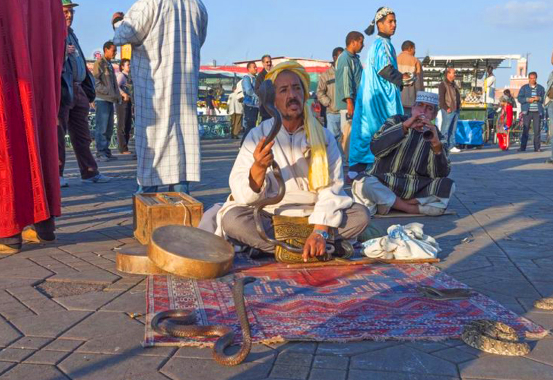 10 Days Private Tour around Morocco Tour Starting from Marrakech