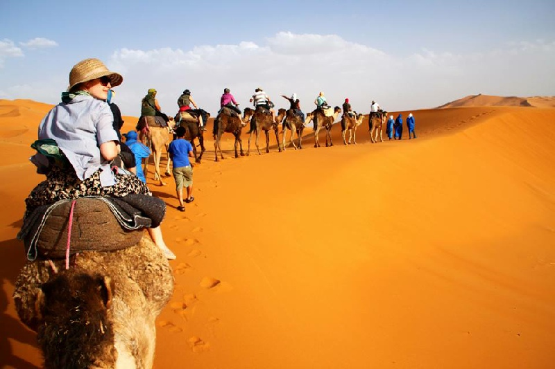 3 Days Desert Private Tour starting From Marrakech to Fes
