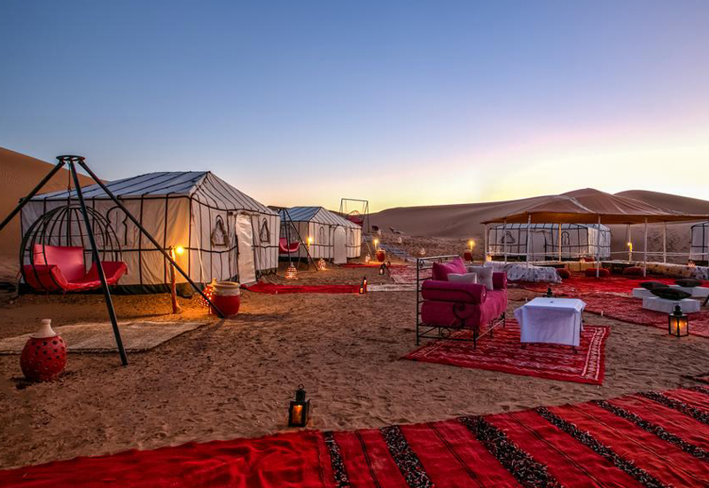 4 days Private Desert Tour from Marrakech to Merzouga Desert