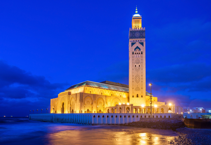 6 Days Desert Tour starting from Marrakech to Casablanca
