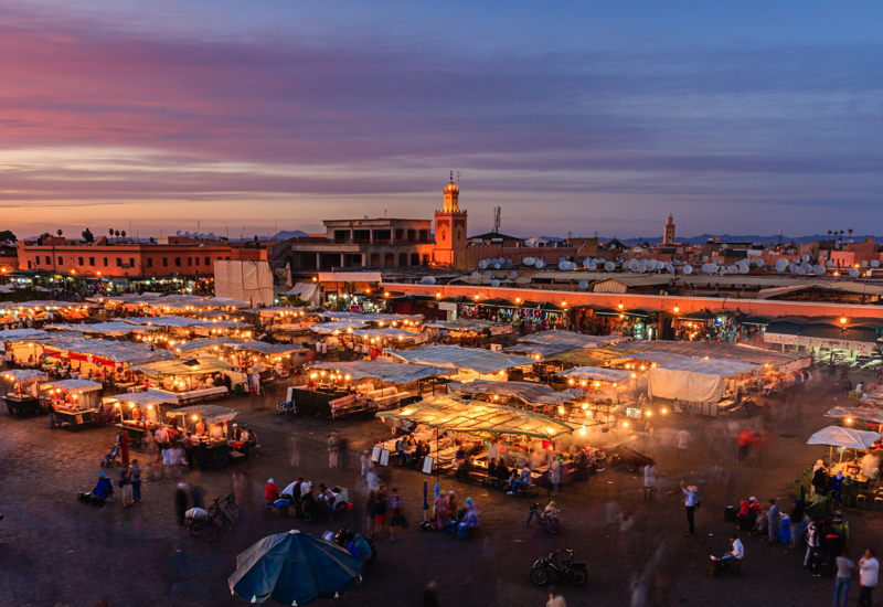9 Days Private Tour from Marrakech to Tangier Via Fez and Casablanca