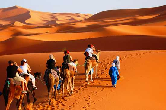 3 Days Marrakech To Merzouga Dunes