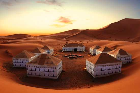 4 Days Marrakech to Fez Sahara tour