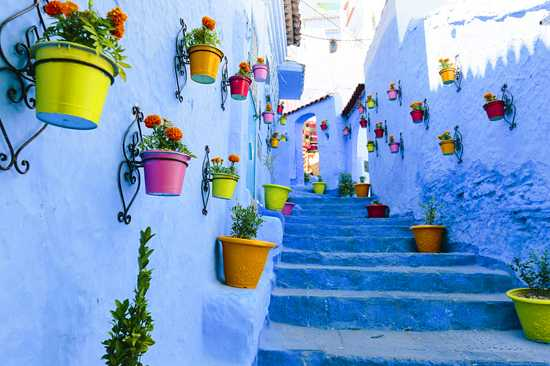 4 Day Tour Marrakech to Chefchaouen